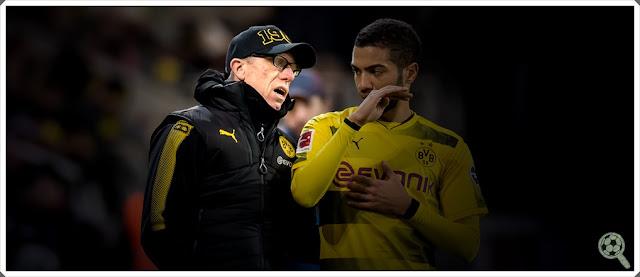 Peter Stöger Toljan Borussia Dortmund