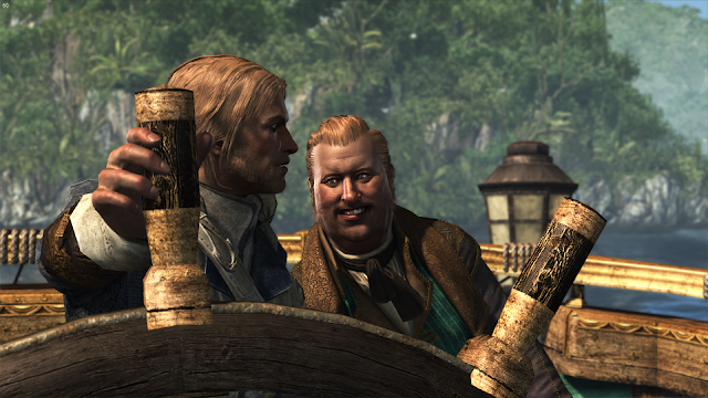 Screenshot from Assassin's Creed IV: Black Flag