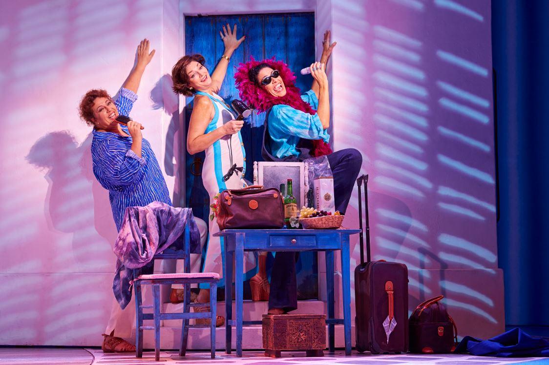 Confesiones tirado en la pista de baile: Mamma Mia! / ABBA ... - photo#29