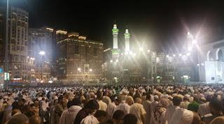 Teror Bom di Masjid Haram Makkah Arab Saudi Berhasil Digagalkan