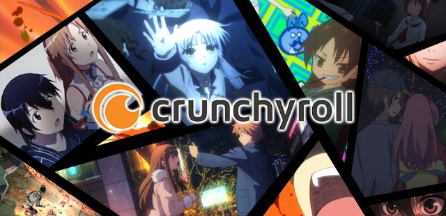 Crunchyroll Anime e Drama Premium Cracked Apk