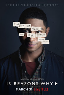 13 Reasons Why Netflix Poster 2
