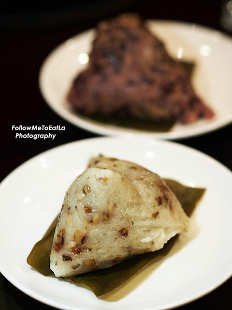 Sweet Osmanthus & Five-Bean Glutinous Rice Dumpling RM 29 Each