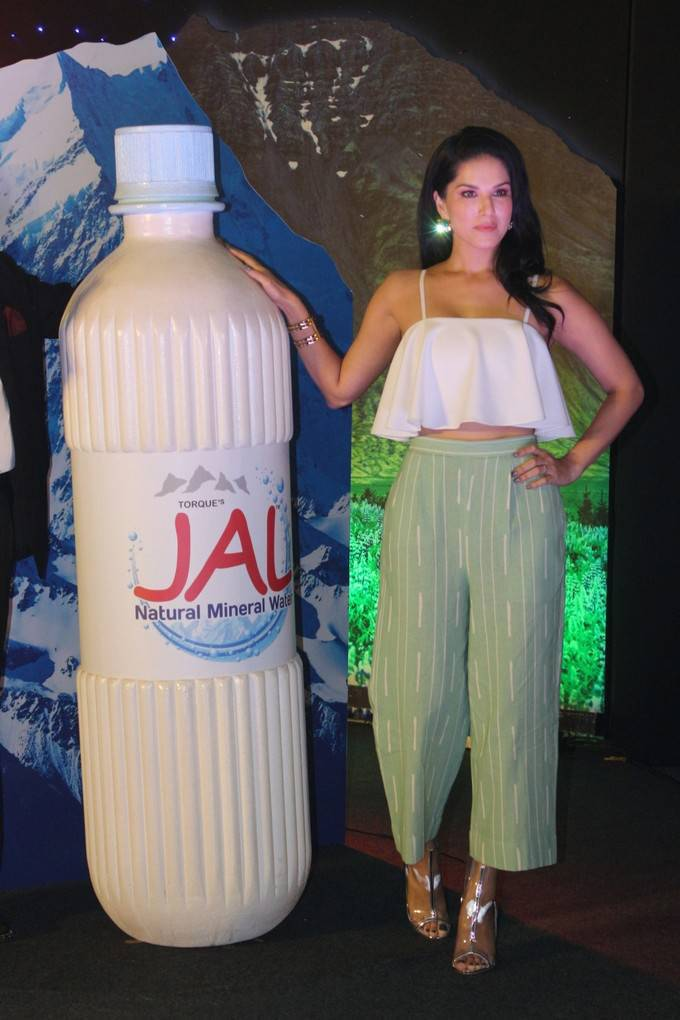 Sunny Leone At Torque Pharma New Product JAL Launch Stills