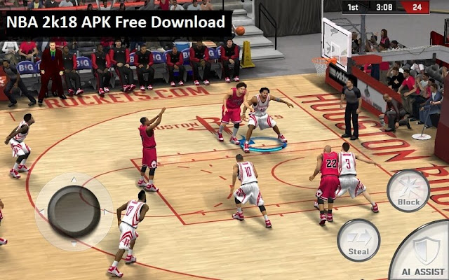 download nba 2k18 apk for android data obb free