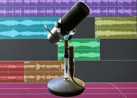 طريقة ازالة التشويش و الضجيج من المقاطع الصوتية
