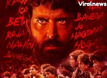 Super 30 Movie Hrithik Roshan