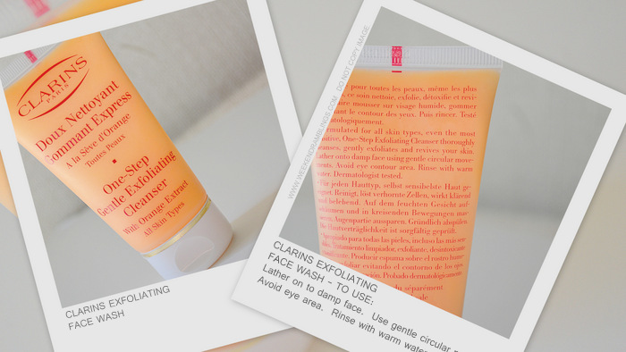 One-Step Facial Cleanser with Orange Extract by Clarins #6
