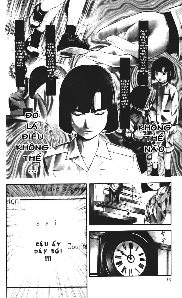 Hikaru No Go hikaru no go chap 35 trang 6