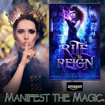 Now Available On Amazon! Preorder Your Copy Of #RiteToReign Today!