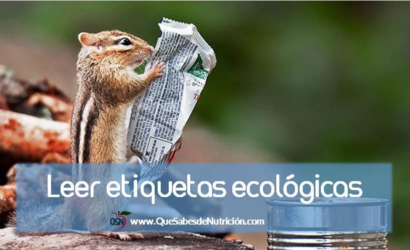 QSN:Entender etiquetas ecológicas