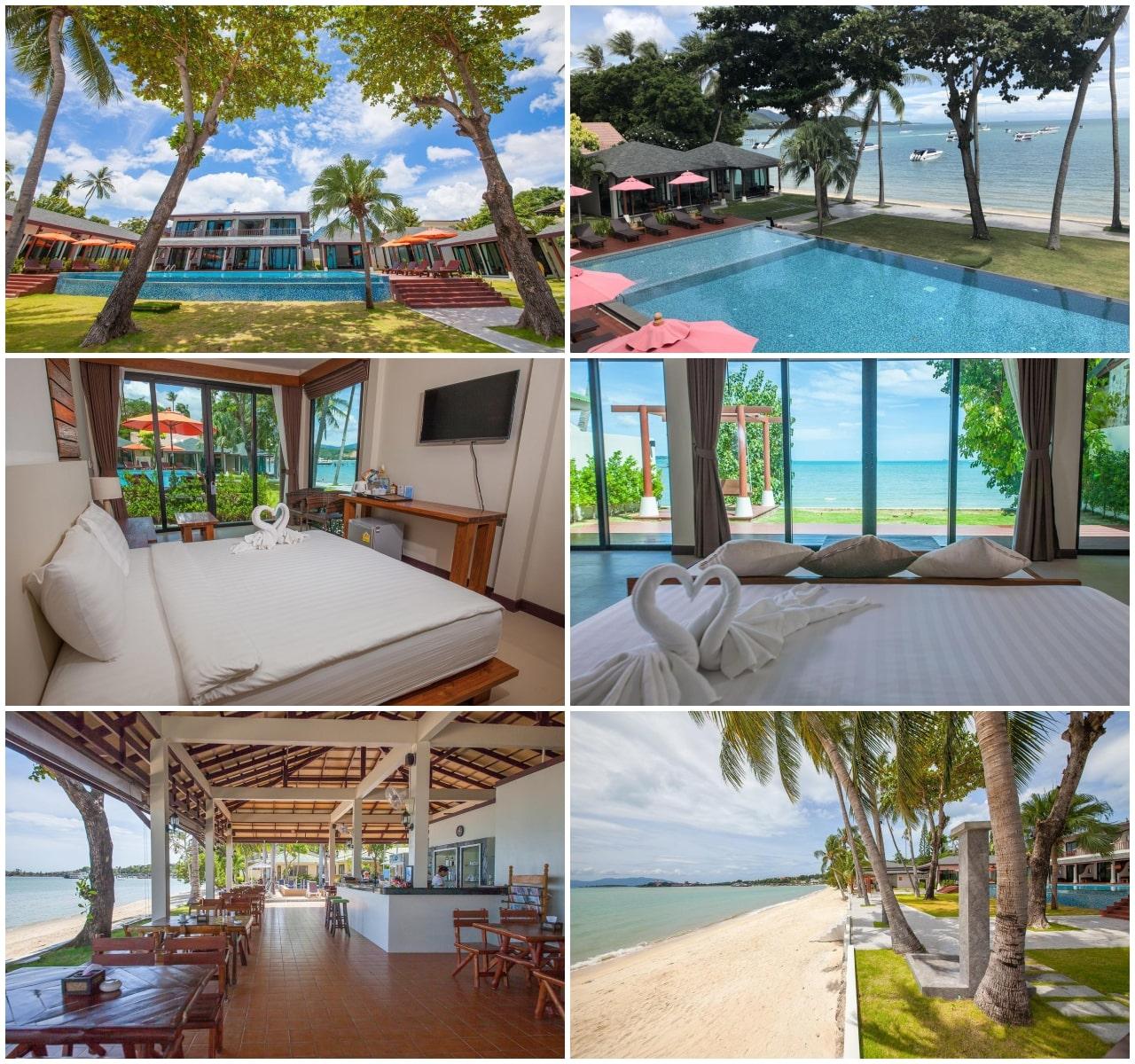 8 ที่พักเกาะสมุยราคาหลักร้อย ติดทะเล งบไม่เกิน 790 บาท!