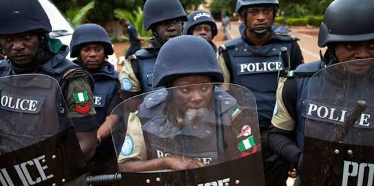 Election or War? DIG, AIG, 4 CPs, 30,000 Policemen, 2 Helicopters, Others Storm Ekiti