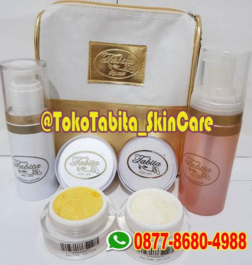 15 Cara Ampuh Menghilangkan Lubang Bekas Jerawat Dengan Cepat: Paket Exclusive Tabita Skin Care Yang Ori