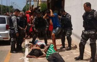 Criminoso morre em tentativa de assalto na Avenida Vitorino Freire