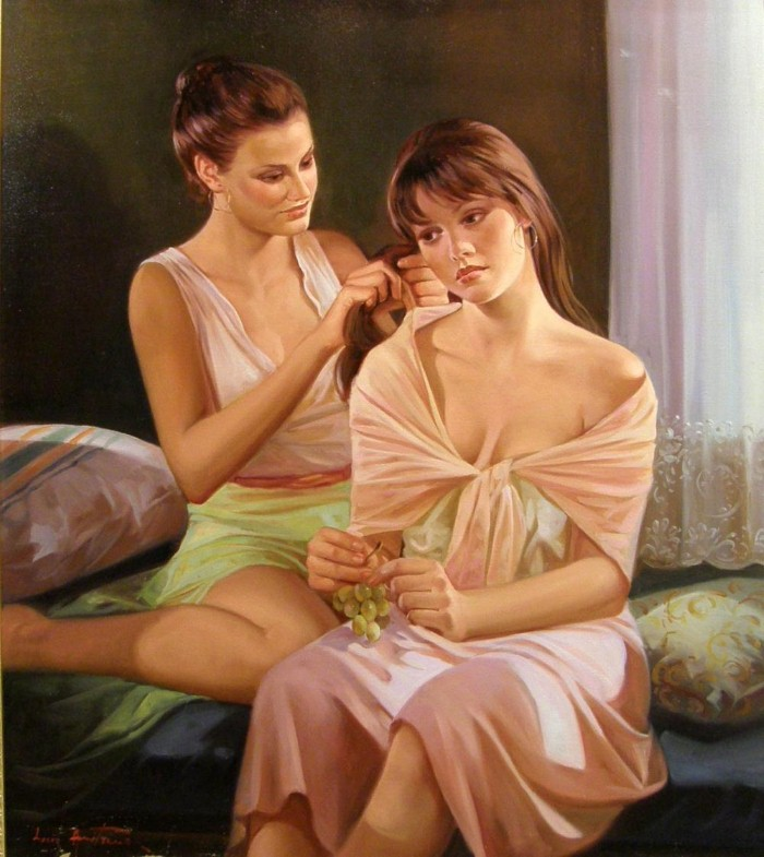 Воплощение женской красоты
