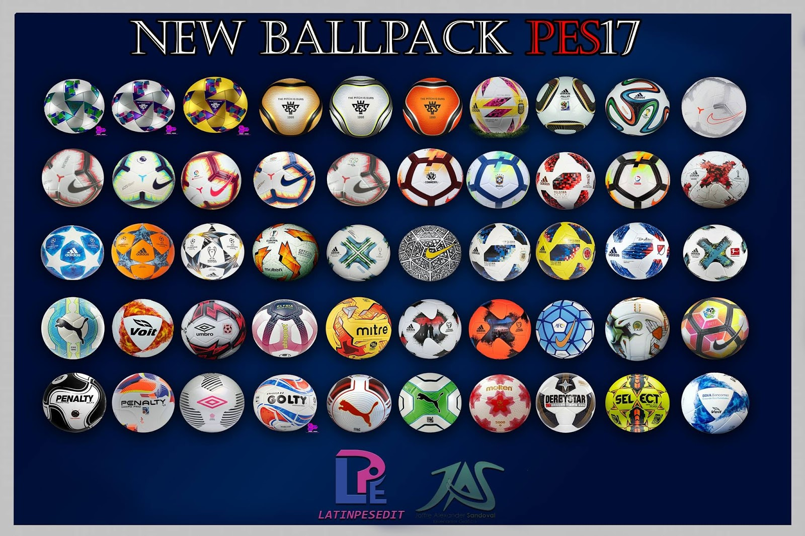 2017 Ballpack Latinpesedit