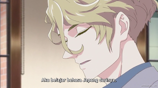 Housekishou Richard-shi no Nazo Kantei Episode 11 Subtitle Indonesia