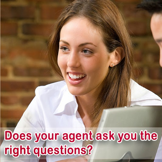 Does Your Insurance Agent Ask the Right Questions?