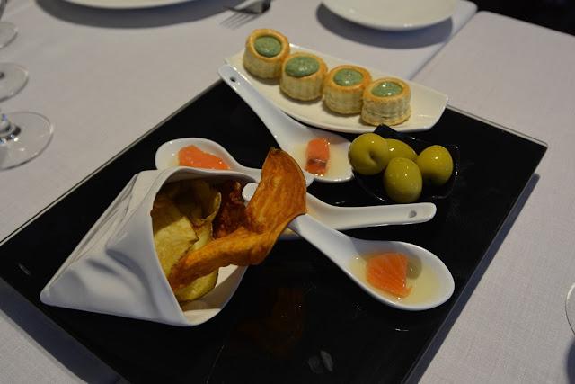 Restaurant Miramar Cambrils amuse