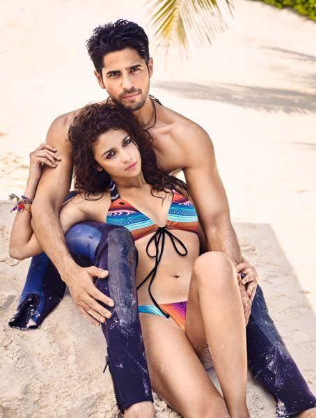 Alia Bhatt Hot Bikini