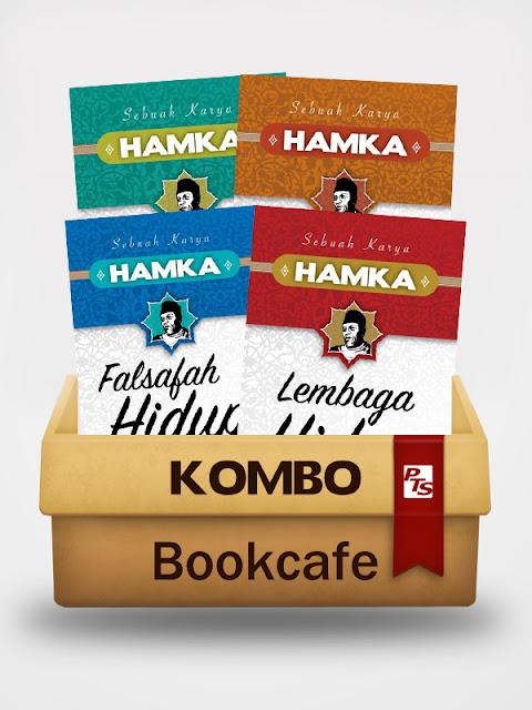 Pakej Kombo HAMKA Di Bookcafe