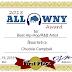 2018 ALL WNY AWARD: Best Hip-Hop/R&B: Chuckie Campbell