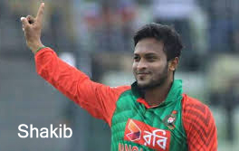 Shakib is not the 'match-sherra' in three matches in one series.