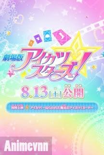 Aikatsu!: Nerawareta Mahou no Aikatsu! Card -  2016 Poster