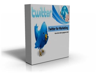Download eBook GRATIS   Twitter Marketing