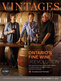 LCBO Wine Picks from September 17, 2016 VINTAGES Release
