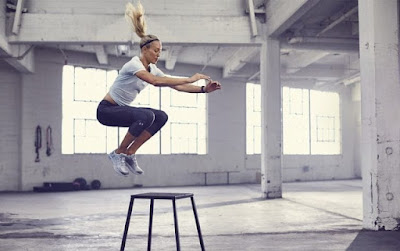 Plyometric Exercises or Jump Training for stronger body