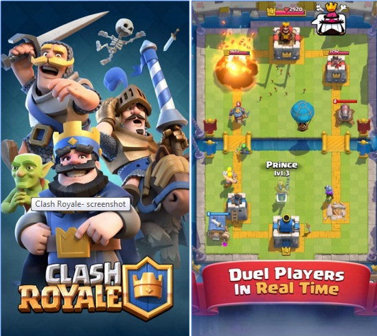 Clash Royale v 1.2.6 MOD Apk Terbaru 2016 Publikasikan