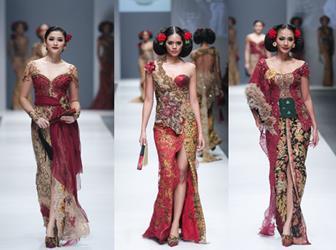 Aneka Foto Model Kebaya Terbaru Anne Avantie