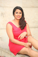 Shravya Reddy in Short Tight Red Dress Spicy Pics ~  Exclusive Pics 089.JPG