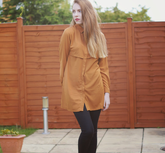 misguided trench layered