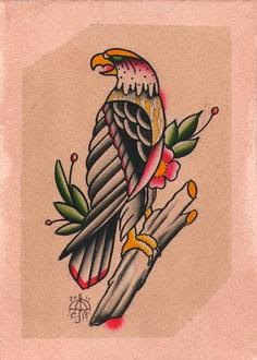 tatuajes de aguilas
