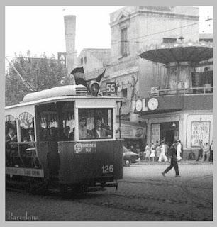 Resultat d'imatges de Poble-sec 1969