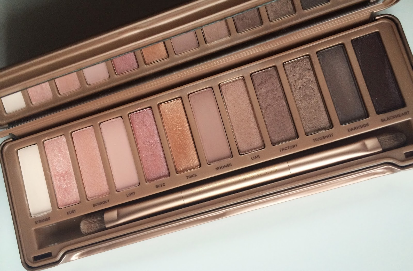 naked 3 palette review