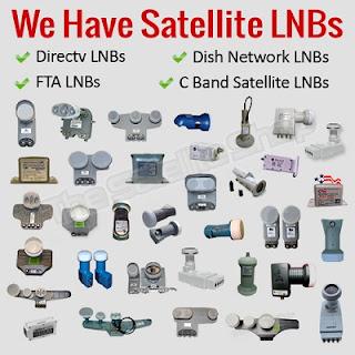 Macam-macam Jenis LNB di Satelit Parabola