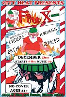 Electronic Music Christmas Party Peoria Illinois