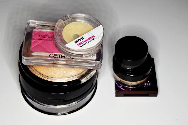 ulubione kosmetyki, makijaż codzienny