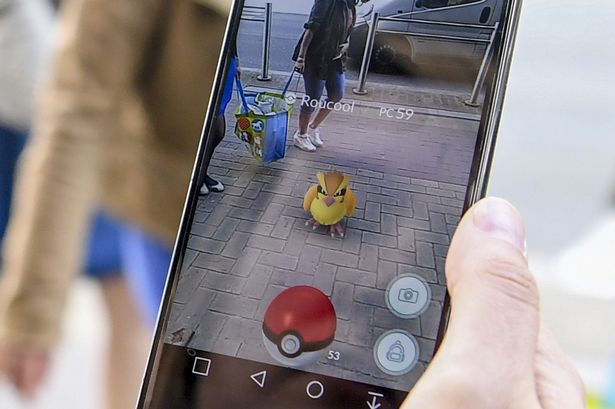 Safety tips for Pokemon Go players