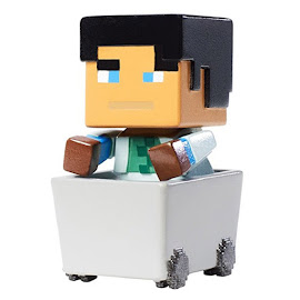 Minecraft Series 8 Tundra Hunter Mini Figure