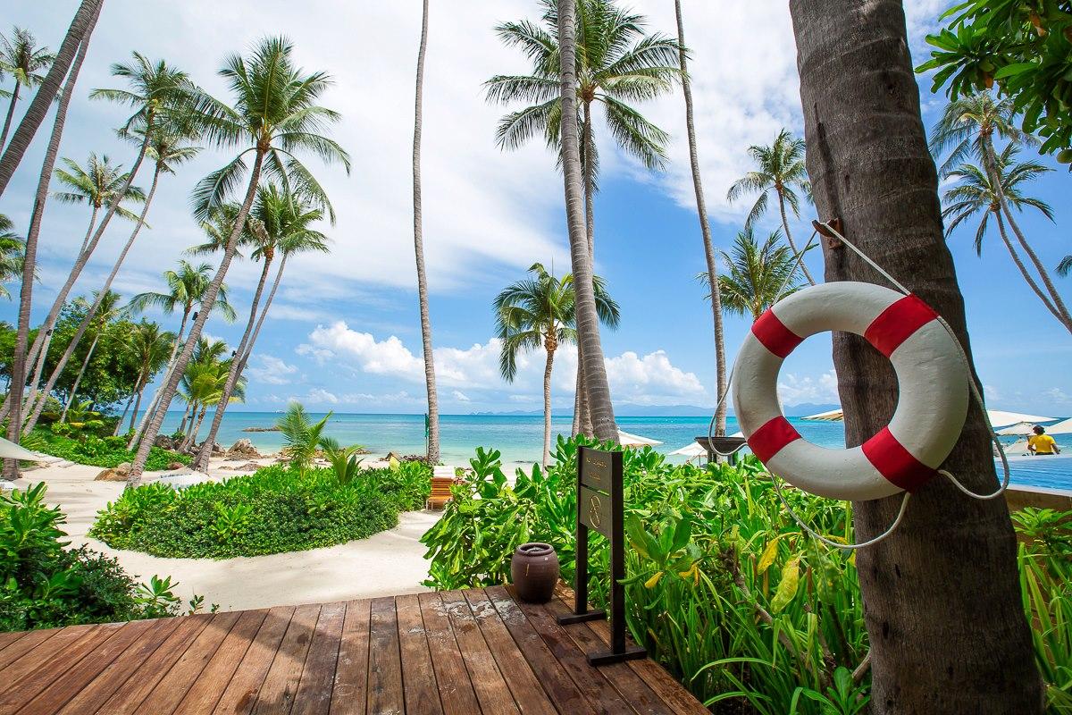 ▷▷▷Travel in Thailand [Four Seasons Koh Samui] Resort