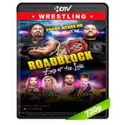 WWE ROADBLOCK 2016 PPV 720p Dual Latino Ingles