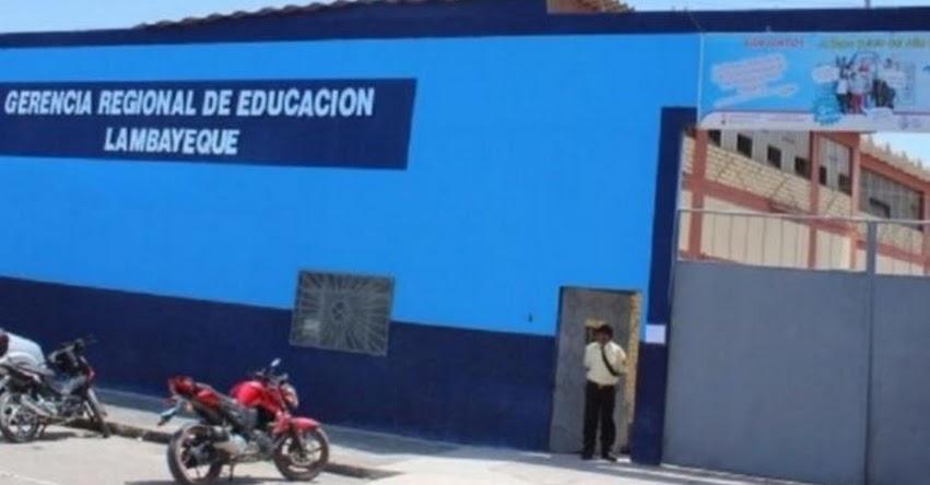 GRE Lambayeque fomentará en escuelas igualdad de derechos y oportunidades entre varones y mujeres