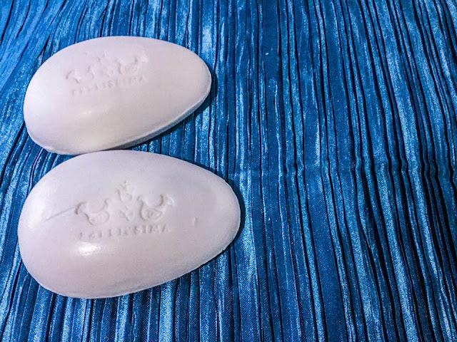 Skin Whitening Soap Review: Bellissima Egg White