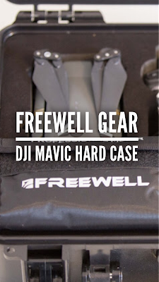 Freewell Gear  DJI MAVIC HARD CASE  Gear Review  Transportkoffer für DJI-Mavic-Pro Reisedrohne 20