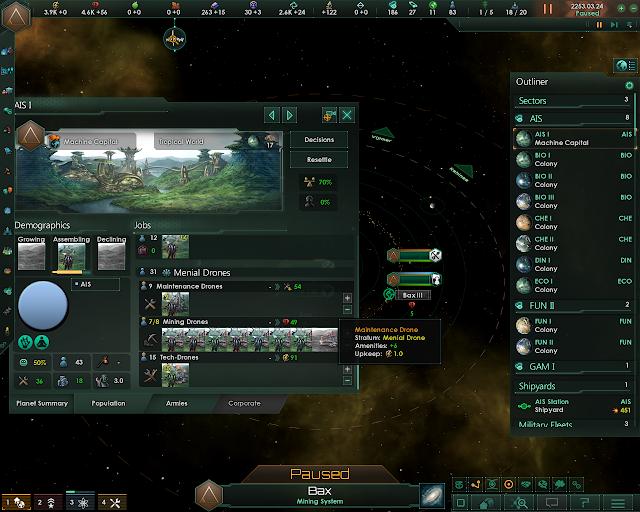 Stellaris: MegaCorp Screenshot